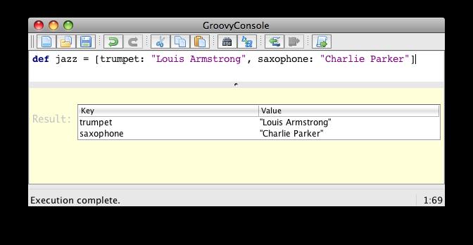 Groovy Language Documentation